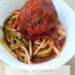 The Ultimate Vegan Meatballs {Vegan, Gluten Free}