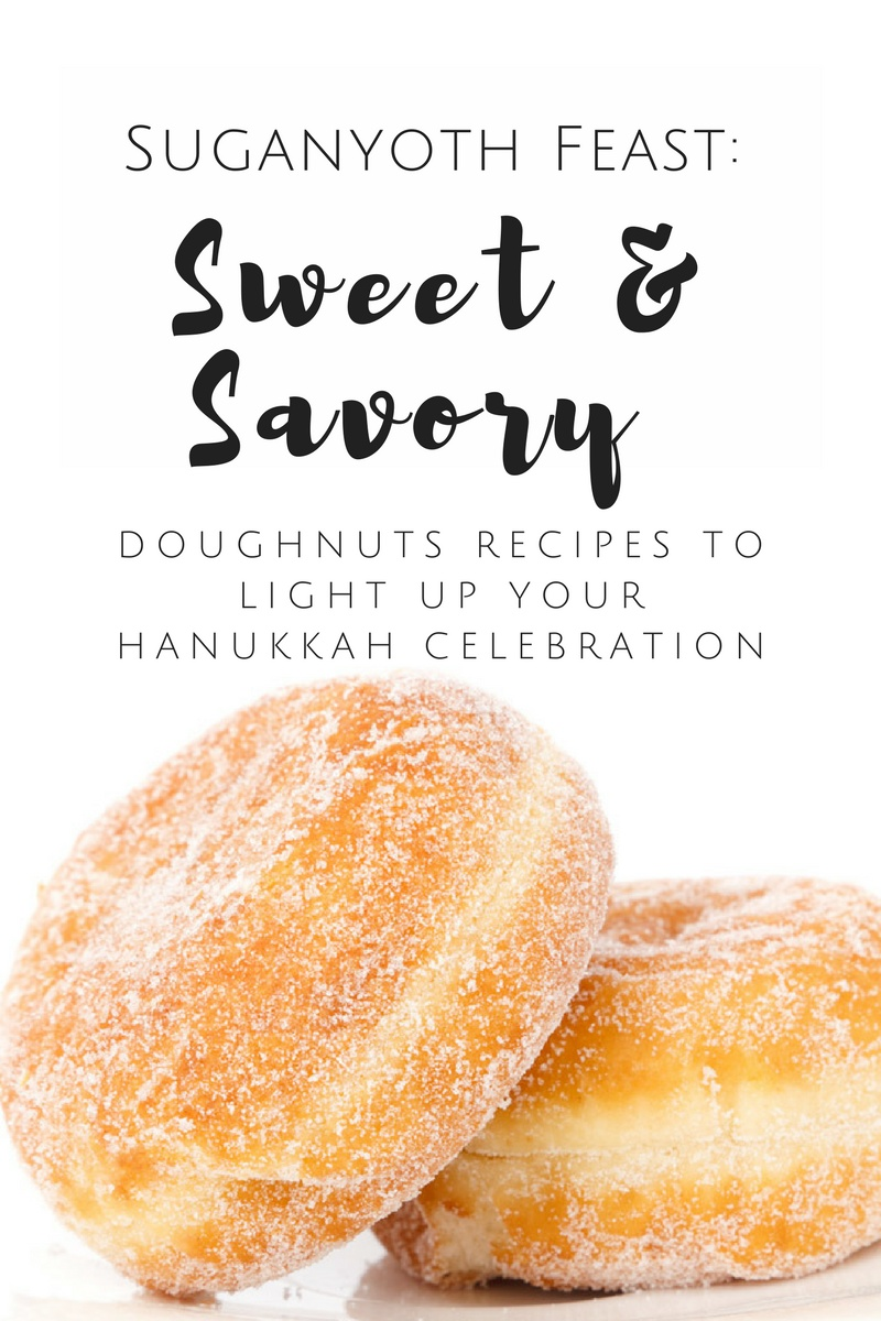 Sufganyoth Feast: Sweet & Savory Doughnuts Recipes to Light Up your Hanukkah Celebration