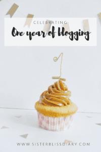 Happy 1st year of blogging!