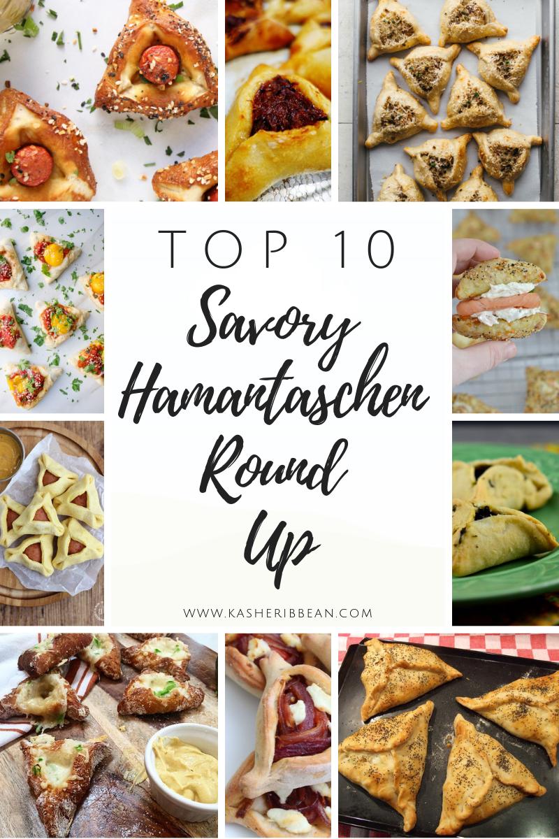 Savory Hamantaschen Round-Up: Top 10