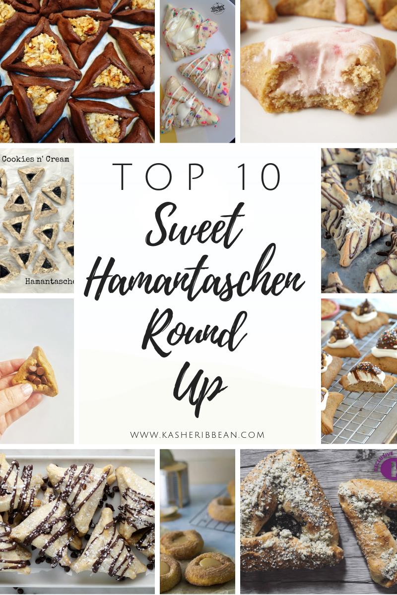 Sweet Hamantaschen Round-Up: Top 10