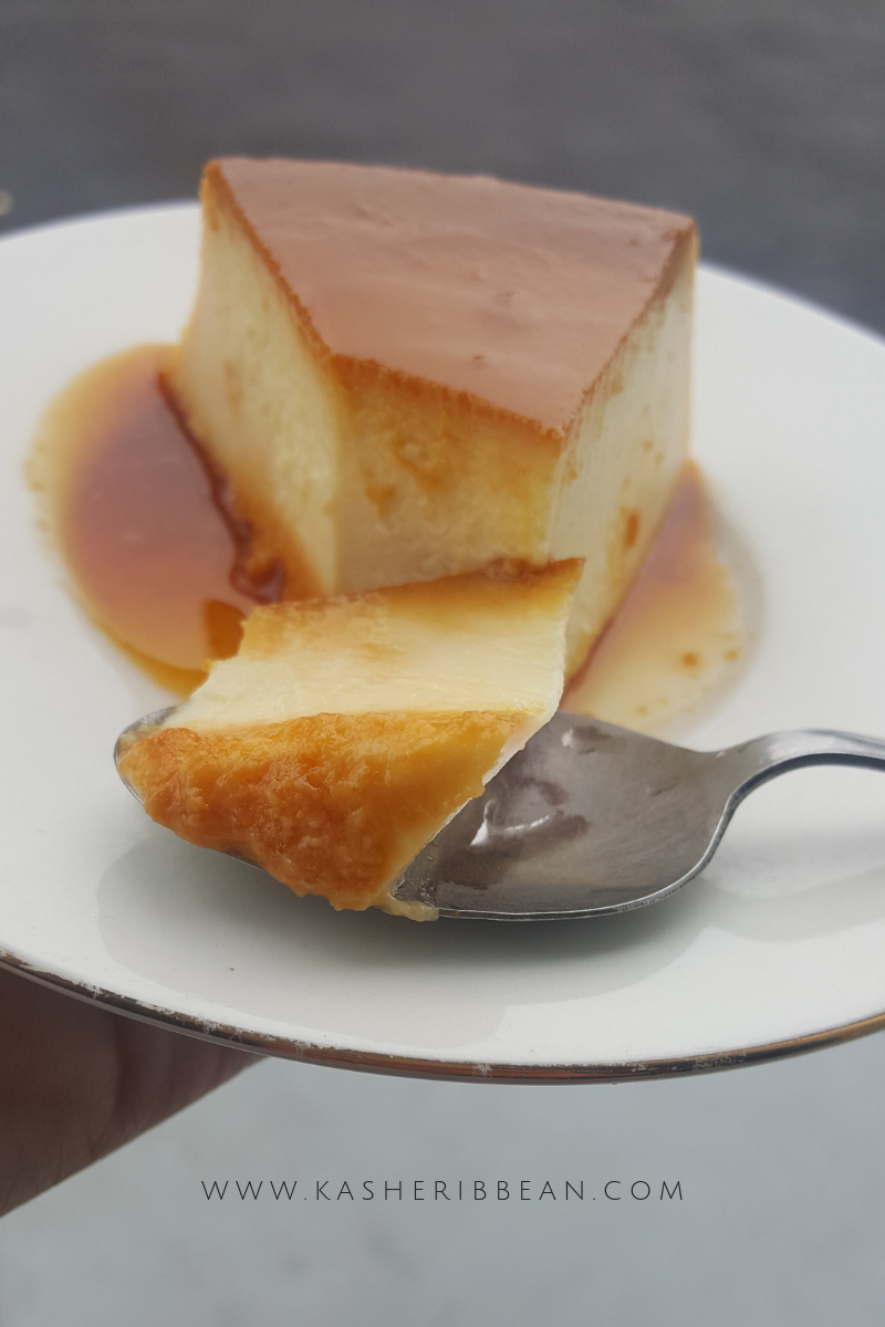 A super easy and delicious dessert for Shabuoth